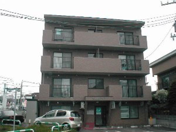 札幌市清田区北野3条3丁目0賃貸マンション