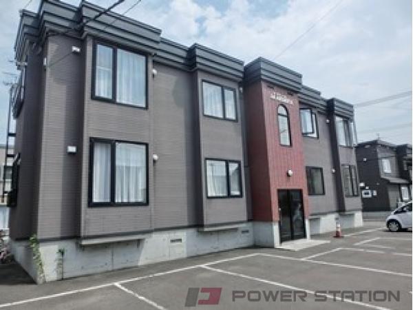 札幌市清田区北野3条3丁目0賃貸アパート外観写真