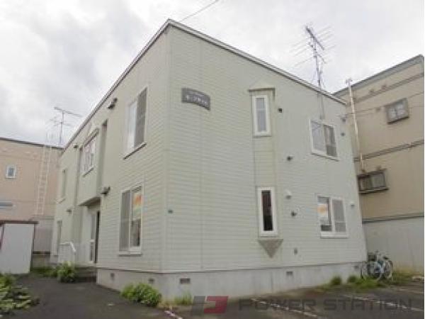 札幌市清田区北野1条2丁目0賃貸アパート外観写真