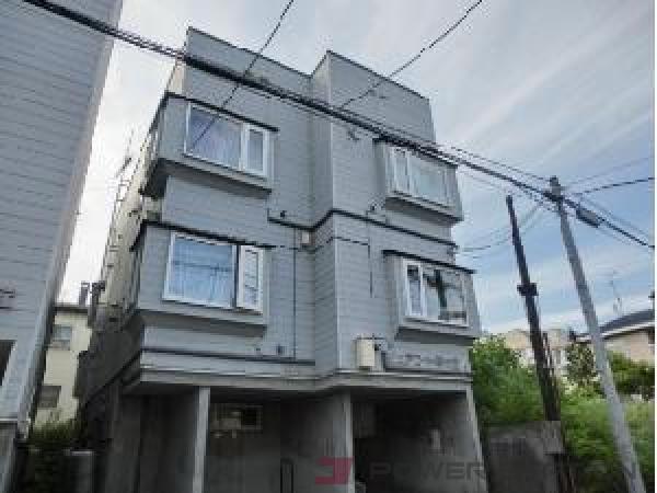 札幌市清田区清田2条1丁目1賃貸アパート