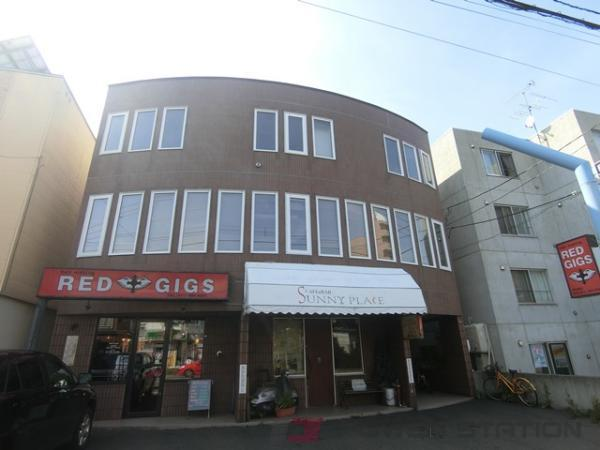 札幌市清田区清田2条1丁目0賃貸アパート外観写真