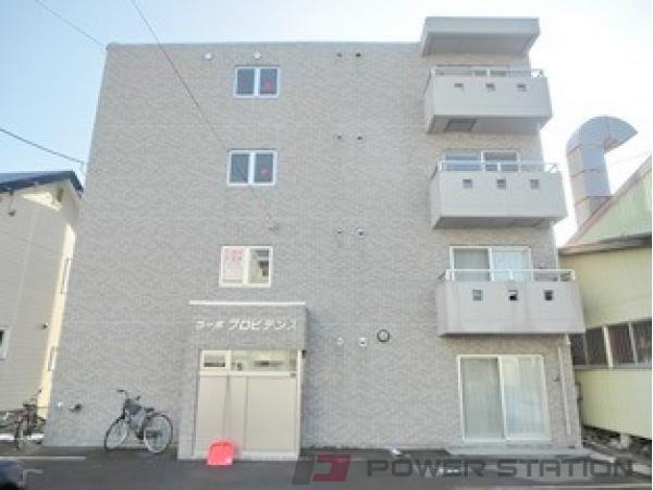 札幌市清田区北野2条3丁目0賃貸マンション