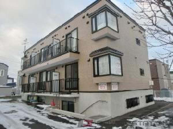 札幌市清田区平岡4条2丁目1賃貸アパート