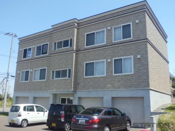 札幌市清田区平岡6条3丁目0賃貸アパート外観写真