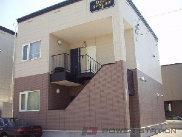 札幌市清田区平岡公園東5丁目0賃貸アパート外観写真