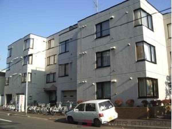 札幌市清田区清田3条1丁目0賃貸マンション外観写真