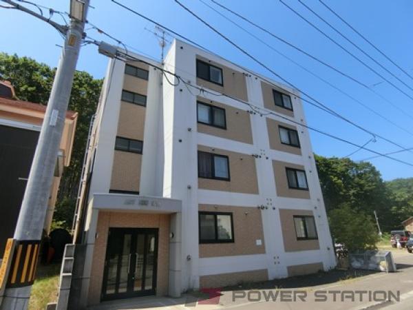 札幌市清田区清田4条1丁目1賃貸マンション外観写真