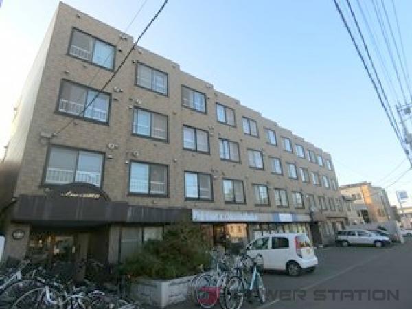 札幌市清田区清田2条1丁目0賃貸マンション外観写真
