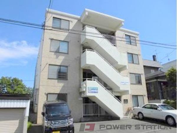 札幌市清田区清田2条1丁目1賃貸マンション外観写真