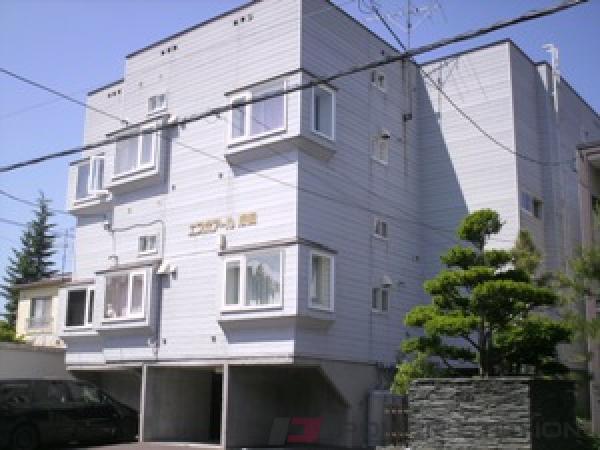 アパート・エスポアール清田