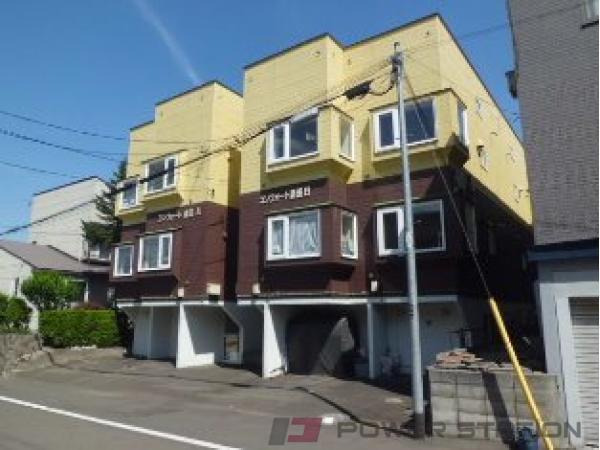 アパート・コンフォート清田B