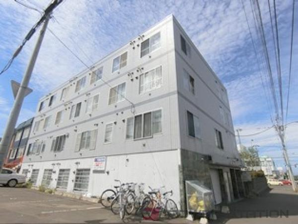 札幌市清田区清田3条1丁目0賃貸マンション