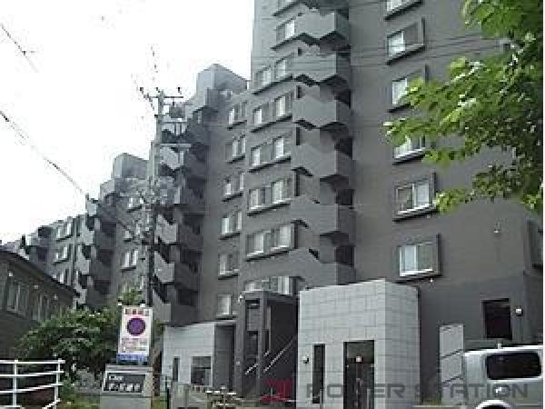 札幌市清田区清田2条2丁目0分譲リースマンション外観写真