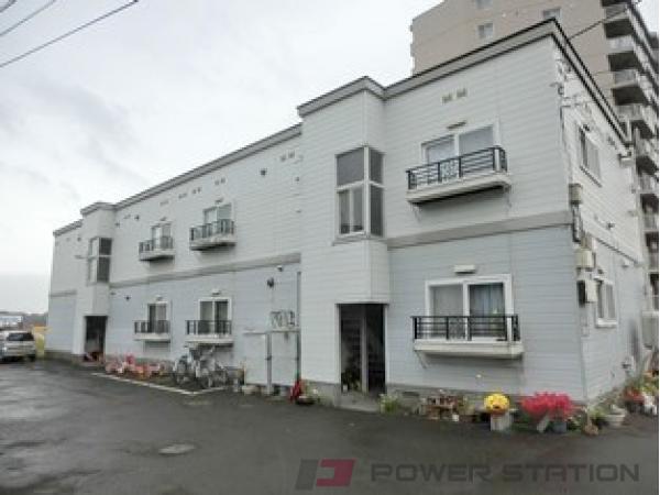 アパート・ハイネス22パート1