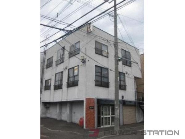 札幌市清田区清田3条2丁目0賃貸アパート外観写真