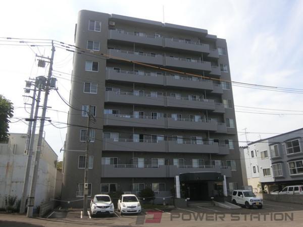 札幌市清田区清田1条1丁目0賃貸マンション外観写真