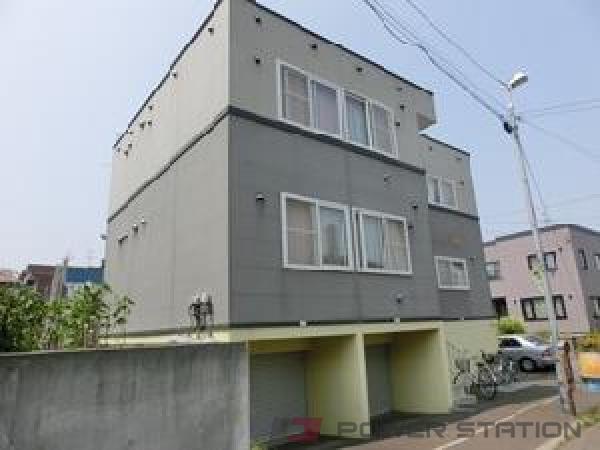 アパート・ケイズ平岡