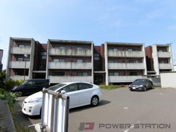 札幌市清田区平岡3条2丁目0賃貸マンション外観写真