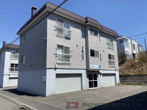アパート・清田サンハイムD