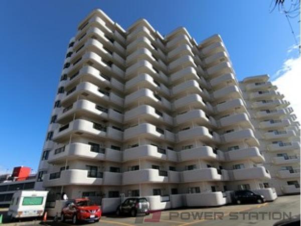 札幌市清田区清田2条3丁目0分譲リースマンション外観写真