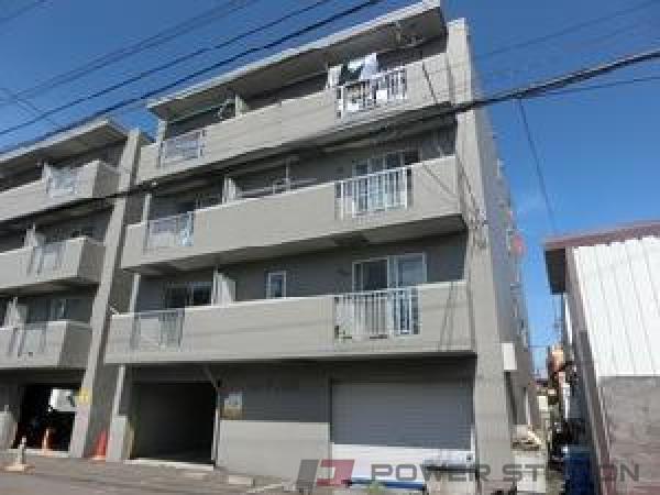 札幌市清田区真栄1条1丁目1賃貸マンション外観写真