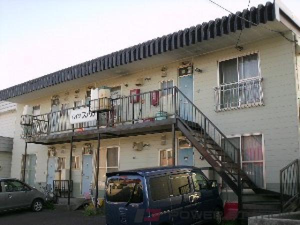 札幌市清田区平岡2条2丁目1賃貸アパート外観写真