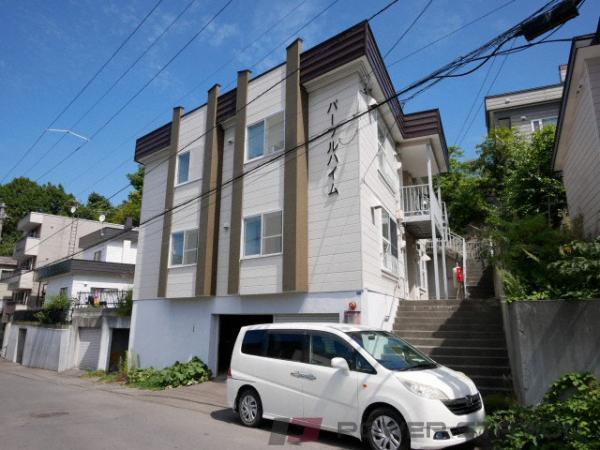 札幌市清田区平岡1条2丁目1賃貸アパート