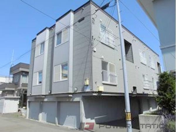 札幌市清田区平岡3条3丁目1賃貸アパート外観写真