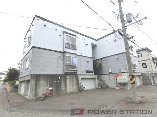 札幌市清田区平岡3条4丁目1賃貸アパート外観写真