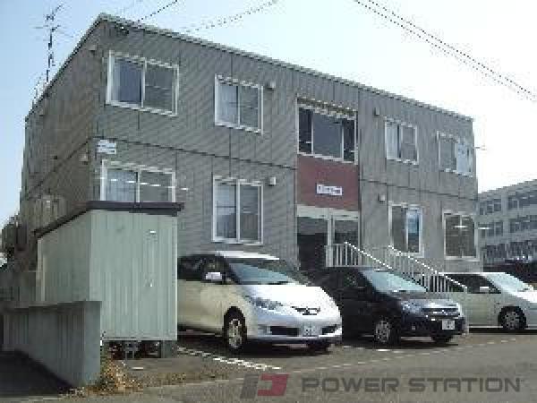 札幌市清田区平岡4条6丁目0賃貸アパート外観写真