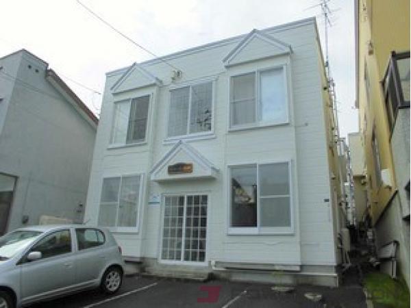 札幌市清田区清田6条3丁目0賃貸アパート外観写真