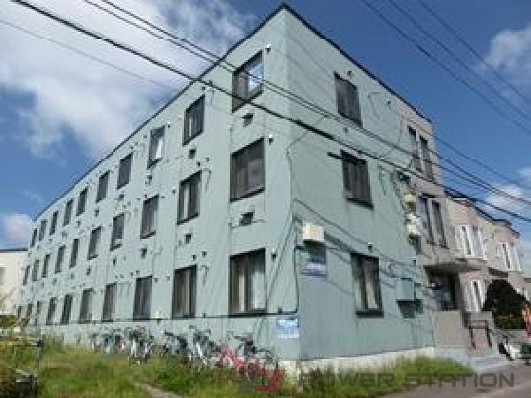 札幌市清田区真栄1条2丁目0賃貸マンション外観写真