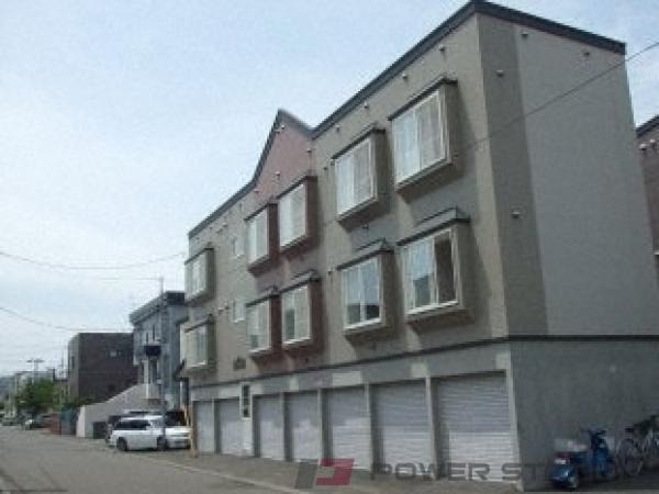 札幌市清田区真栄1条2丁目0賃貸アパート