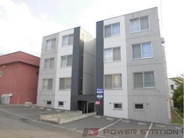 札幌市清田区平岡1条2丁目1賃貸マンション外観写真