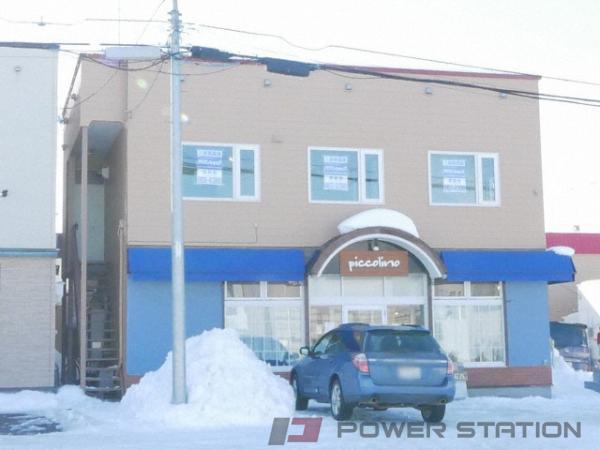 札幌市清田区平岡1条4丁目0賃貸アパート外観写真