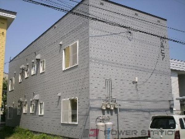 札幌市清田区真栄3条2丁目0賃貸アパート
