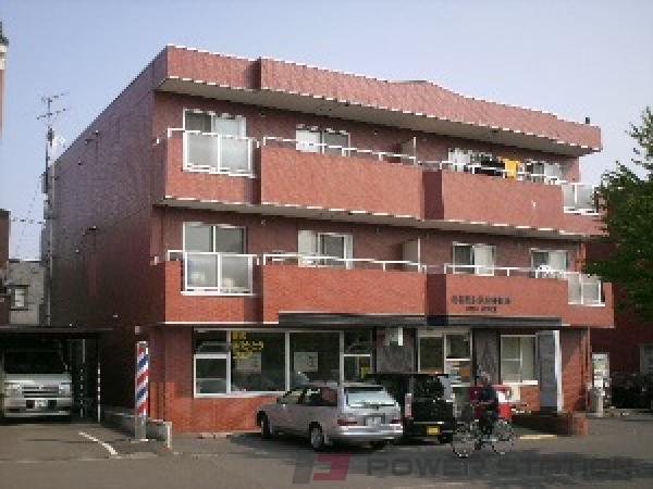札幌市清田区美しが丘2条2丁目0賃貸マンション外観写真