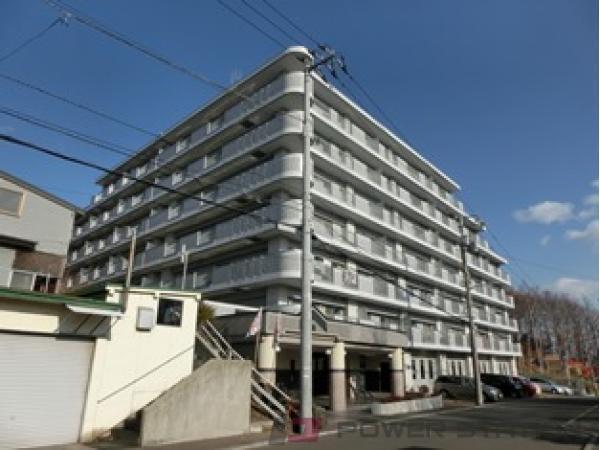 札幌市清田区里塚2条1丁目0分譲リースマンション外観写真
