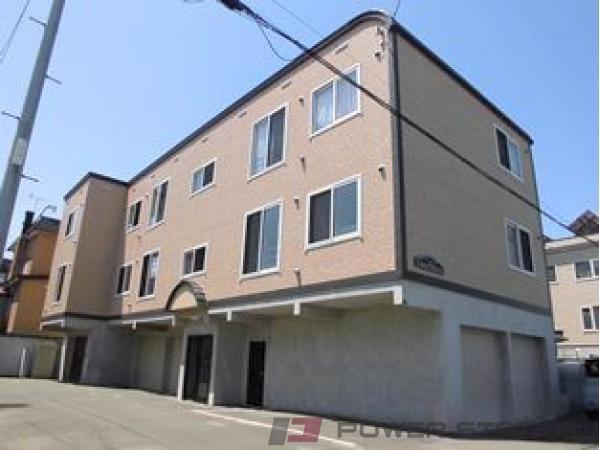 札幌市清田区北野1条1丁目賃貸アパート