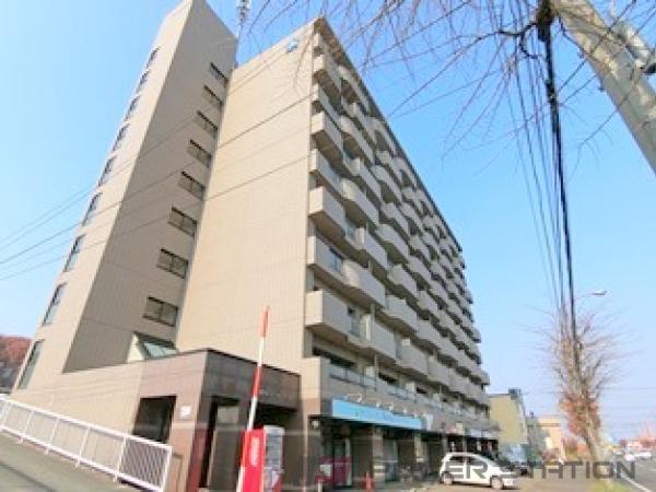 札幌市清田区真栄4条2丁目1賃貸マンション外観写真