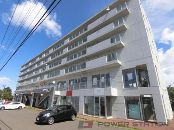札幌市清田区里塚2条6丁目0賃貸マンション外観写真
