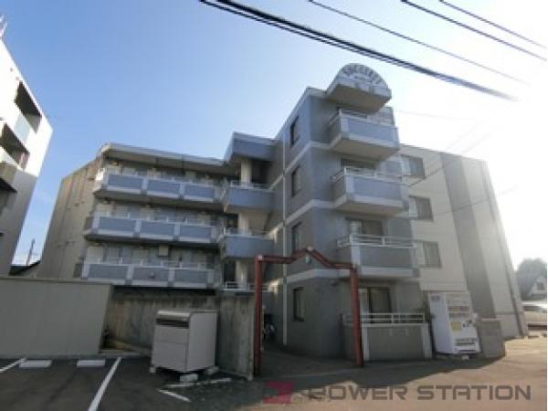 札幌市清田区北野7条3丁目0分譲リースマンション外観写真
