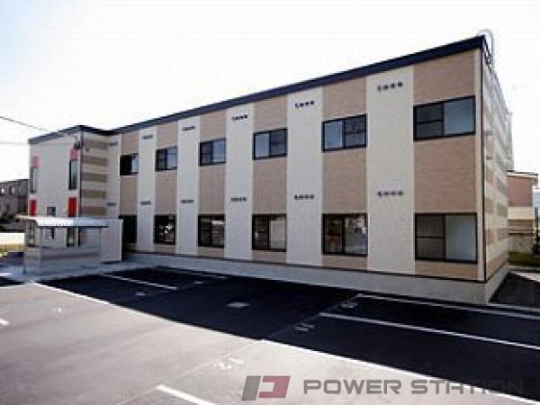 札幌市清田区平岡8条1丁目0賃貸アパート外観写真