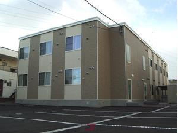 札幌市清田区北野7条2丁目0賃貸アパート外観写真