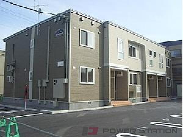 札幌市清田区北野2条2丁目0賃貸アパート