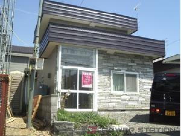 札幌市清田区真栄2条2丁目0一戸建貸家外観写真