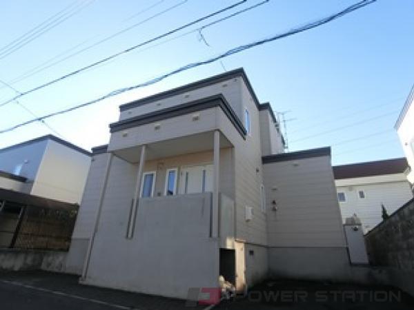 札幌市清田区北野5条3丁目0一戸建貸家外観写真