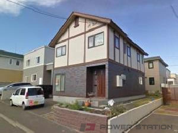 札幌市清田区清田10条3丁目0一戸建貸家外観写真