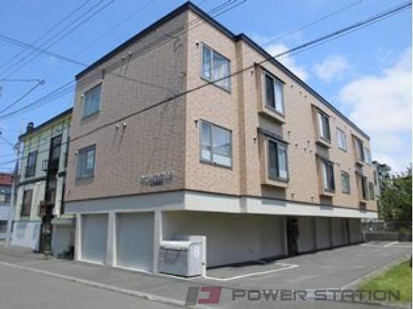札幌市清田区北野2条2丁目0賃貸アパート外観写真
