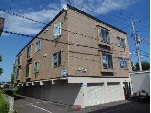 札幌市清田区真栄2条2丁目0賃貸アパート